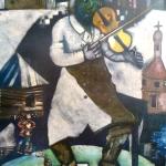 Aanbieding – geboorte dag van Marc Chagall gevierd in Vitebsk